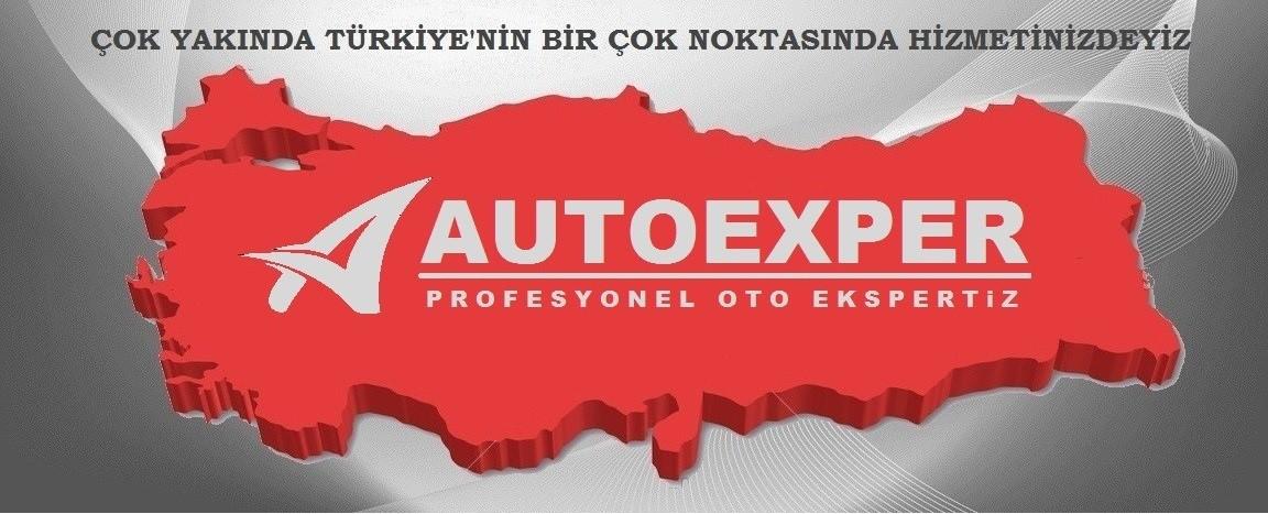 Autoexper Şubeleri